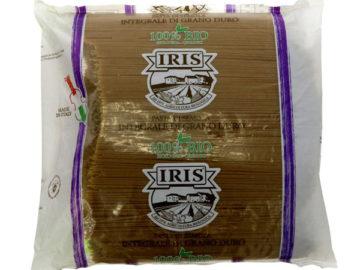 Iris Wholewheat Spaghetti Organic 5kg Bulk