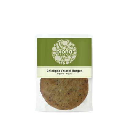 Biona Chickpea Falafel Burger Organic