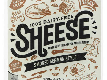 Bute Island Sheese Smoked German Style
