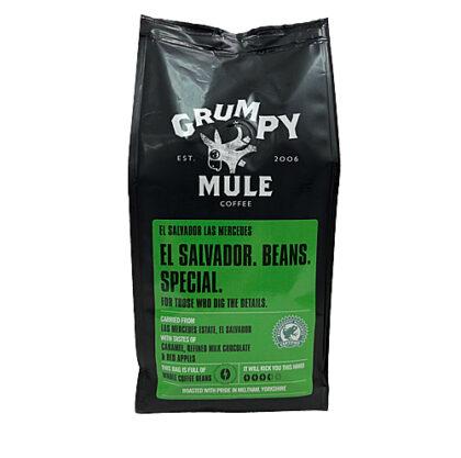 Grumpy Mule El Salvador Ground Coffee