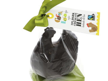Cocoa Loco 73% Dark Chocolate Hen Organic