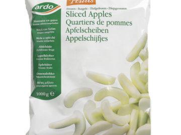 Ardo Quick Frozen Sliced Apples