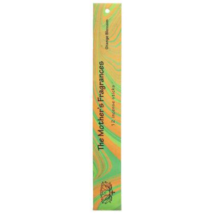 The Mother's Fragrances Orange Blossom Incense Sticks