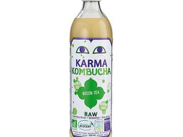 Karma Kombucha Green Tea Drink Organic