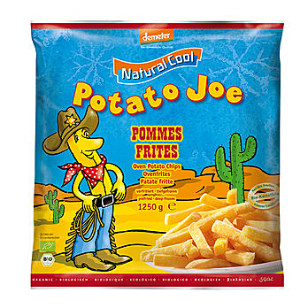 Natural Cool Potato Joe Oven Potato Chips Organic