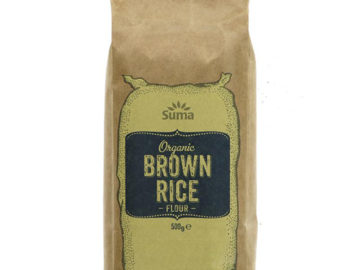 Suma Brown Rice Flour Organic