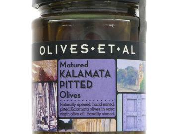 Olives Et Al Matured Kalamata Pitted Olives