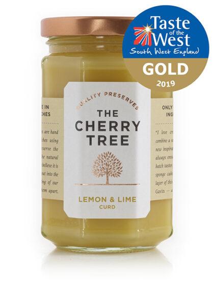 The Cherry Tree Lemon & Lime Curd