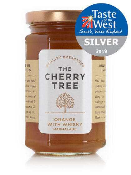The Cherry Tree Orange With Whisky Marmalade