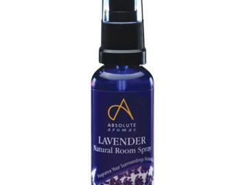 Absolute Aromas Lavender Natural Room Spray