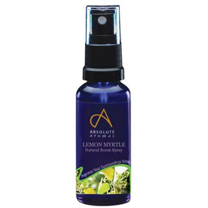 Absolute Aromas Lemon Myrtle Natural Room Spray