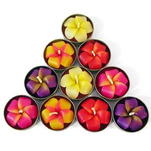 Siesta Crafts Flower T-Lights