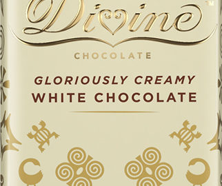 Divine Gloriously Creamy White Chocolate Fair Trade