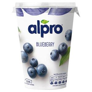 Alpro Blueberry Soya Yofu 500g