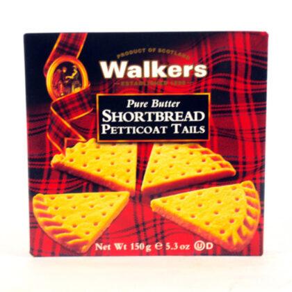 Walkers Petticoat Tails Shortbread