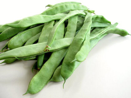 Beans Flat ~ Organic ~ 250g