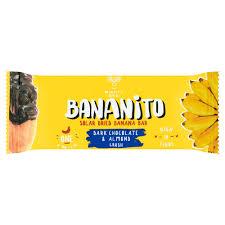 Bananito Dark Chocolate & Almond Crush