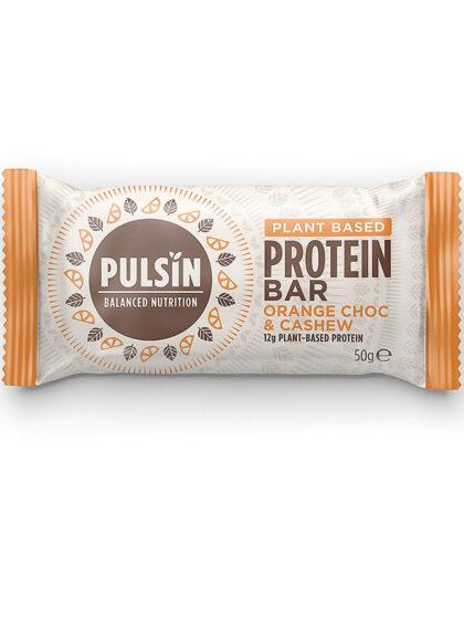 Pulsin Orange Choc Chip Snack