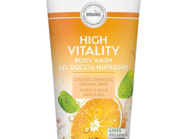Lavera High Vitality Body Wash Organic