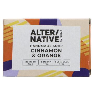 Alter/Native Cinnamon & Orange Handmade Soap