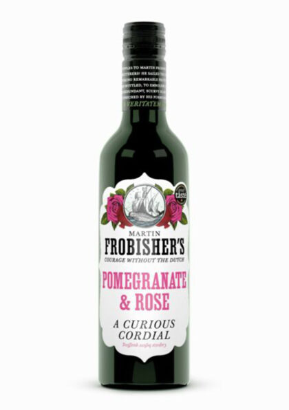 Frobisher's Pomegranate&Rose Cordial