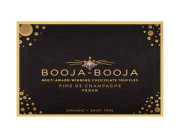 Booja-Booja Fine De Champagne Multi Award-Winning Chocolate Truffles Organic