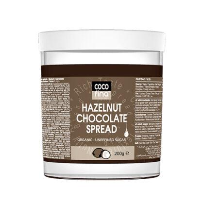 Cocofina Hazelnut Chocolate Spread Organic