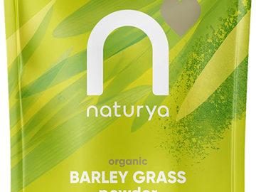 Naturya Barley Grass Powder Organic