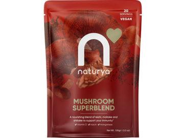 Naturya Mushroom Superblend Organic