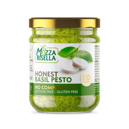 Mozza Risella Honest Basil Pesto