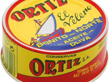 Ortiz White Tuna Fillet Olive Oil