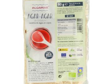 Algamar Agar-Agar Sea Vegetable Gelatine