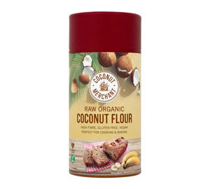 Coconut Merchant Raw Coconut Flour Organic