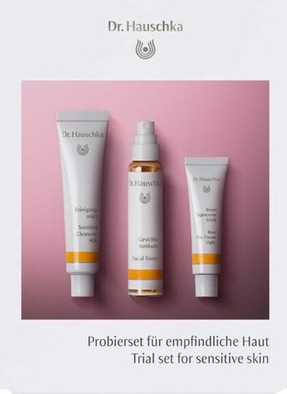 Dr Hauschka Trial Set Sensitive Skin