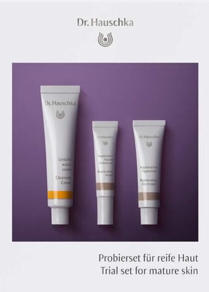 Dr Hauschka Trial Set Mature Skin