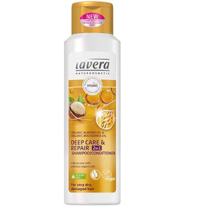 Lavera Expert Repair & Deep Care Shampoo Organic