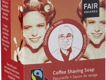 Fair Squared Coffee Shaving Soap