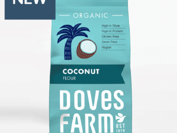 Doves Farm Coconut Flour Organic