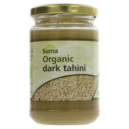 Suma Dark Tahini Organic