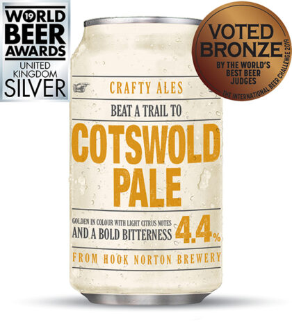 Hook Norton Brewery Cotswold Pale