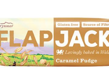 Brynmor Caramel Fudge Flapjack