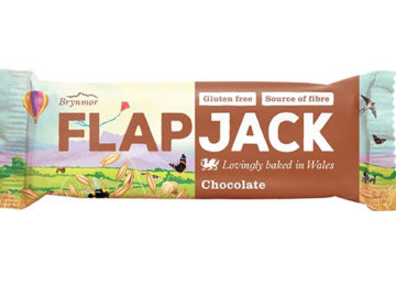 Brynmor Chocolate Flapjack