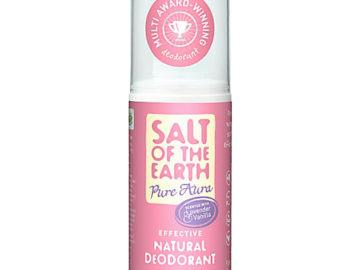 Salt Of The Earth Lavender & Vanilla Natural Deodorant