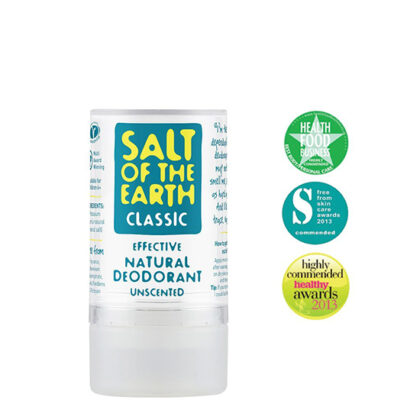 Salt Of The Earth Classic Natural Deodorant Crystal