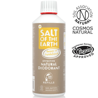Salt Of The Earth Effective Natural Deodorant