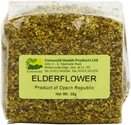 Cotswold Health Products Elderflower Tea