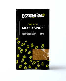 Essential Mixed Spice Organic