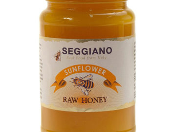 Seggiano Sunflower Raw Honey
