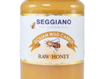 Seggiano Sicilian Carrot Raw Honey
