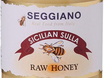 Seggiano Sicilian Sulla Raw Honey